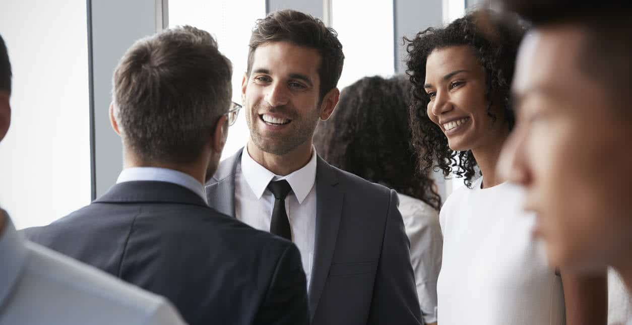 corporate networking tips