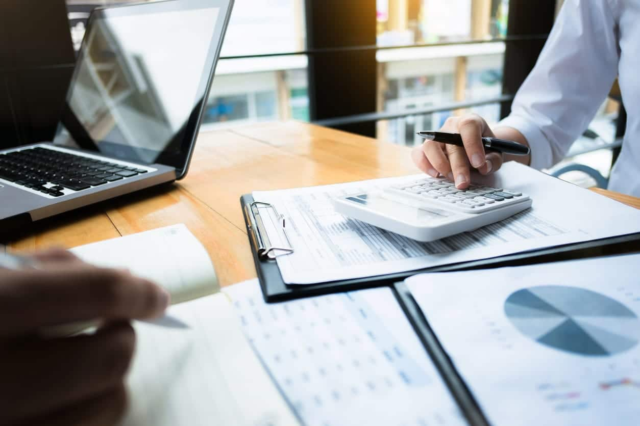 Working as a management accountant