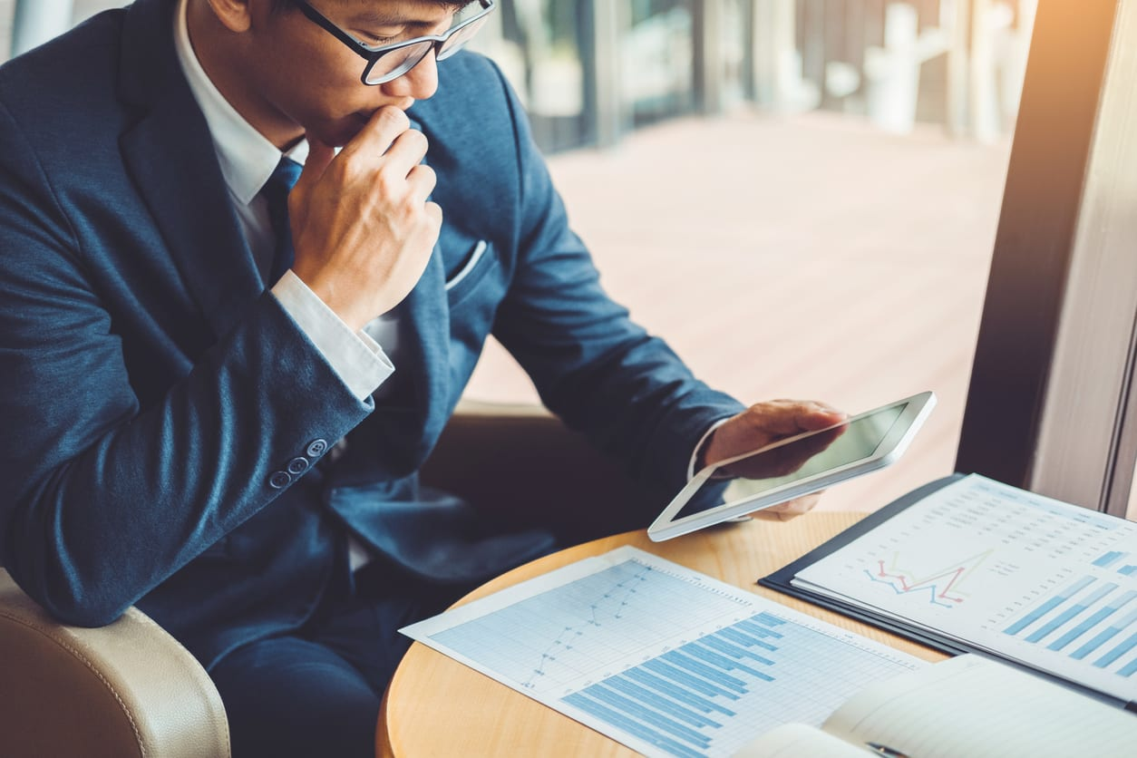 Using technology for an accountant role