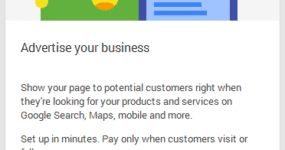 Google+: Advertise your business - Image copyright Google