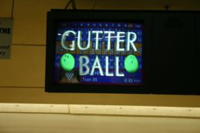 Gutter Ball by Michael Cote
