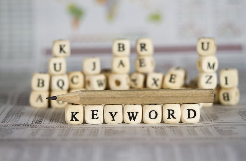 keyword research content marketing